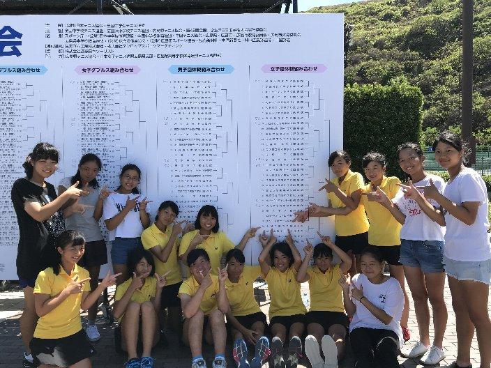 名古屋大学 テニス部